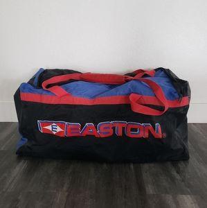 Black Red Easton Equipment XXL Duffle